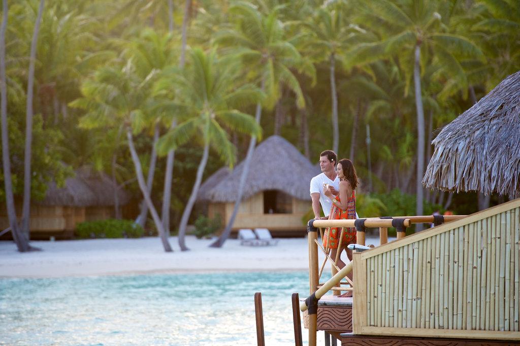 Bora Bora Pearl Beach Resort-Bungalow Pilotis<br/>Image from Leonardo