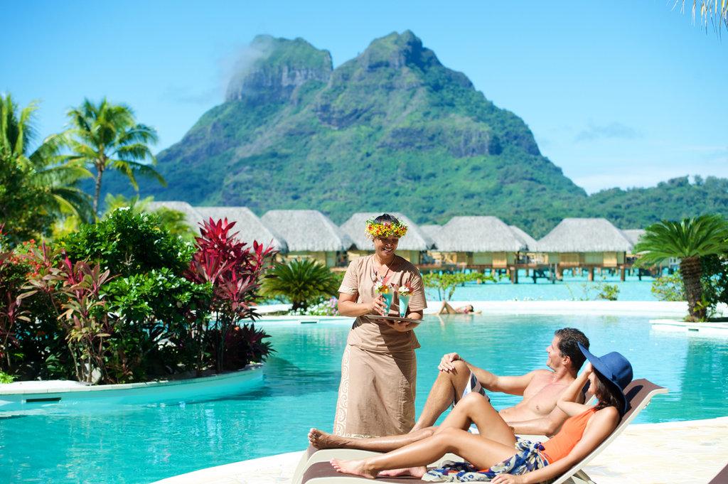 Bora Bora Pearl Beach Resort-Pool<br/>Image from Leonardo