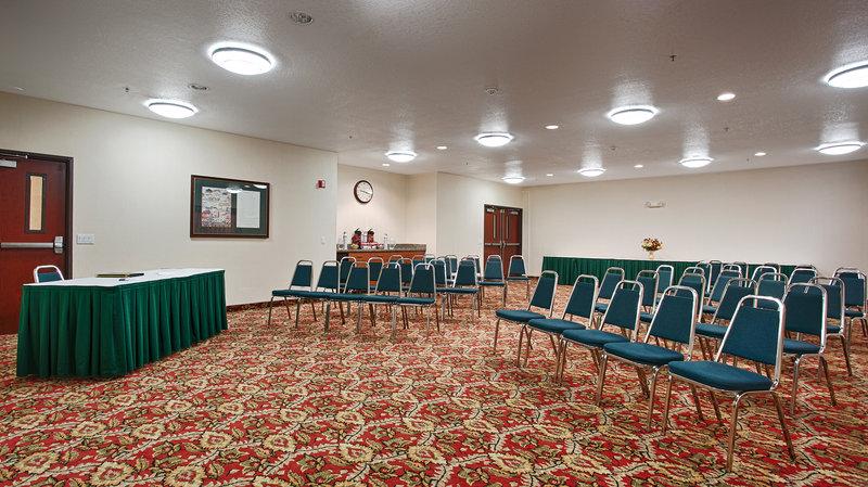 Best Western Plus Walla Walla Suites Inn-Meeting Room<br/>Image from Leonardo