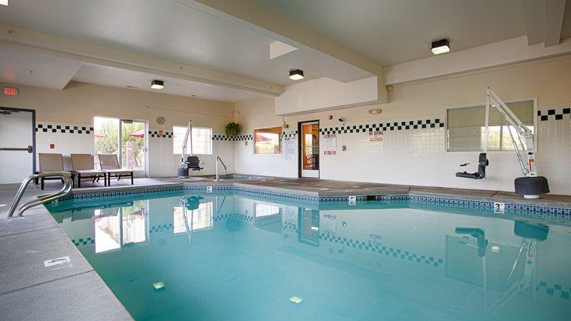Best Western Plus Walla Walla Suites Inn-Indoor Pool<br/>Image from Leonardo