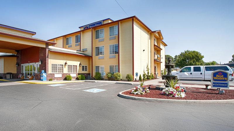 Best Western Plus Walla Walla Suites Inn-BEST WESTERN PLUS Walla Walla Suites Inn<br/>Image from Leonardo