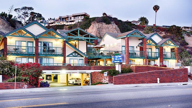 Best Western Plus Dana Point Inn-by-the-Sea-Exterior<br/>Image from Leonardo
