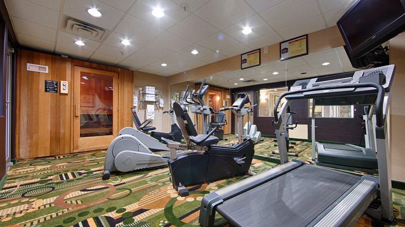 Best Western Plus Tulsa Inn  Suites-Fitness Center<br/>Image from Leonardo