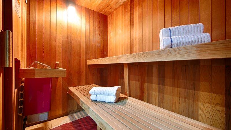 Best Western Plus Tulsa Inn  Suites-Sauna/Steam Room<br/>Image from Leonardo