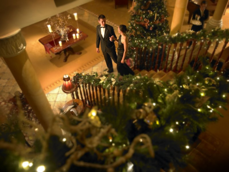 Hayfield Manor-New Year's Eve at Hayfield Manor<br/>Image from Leonardo