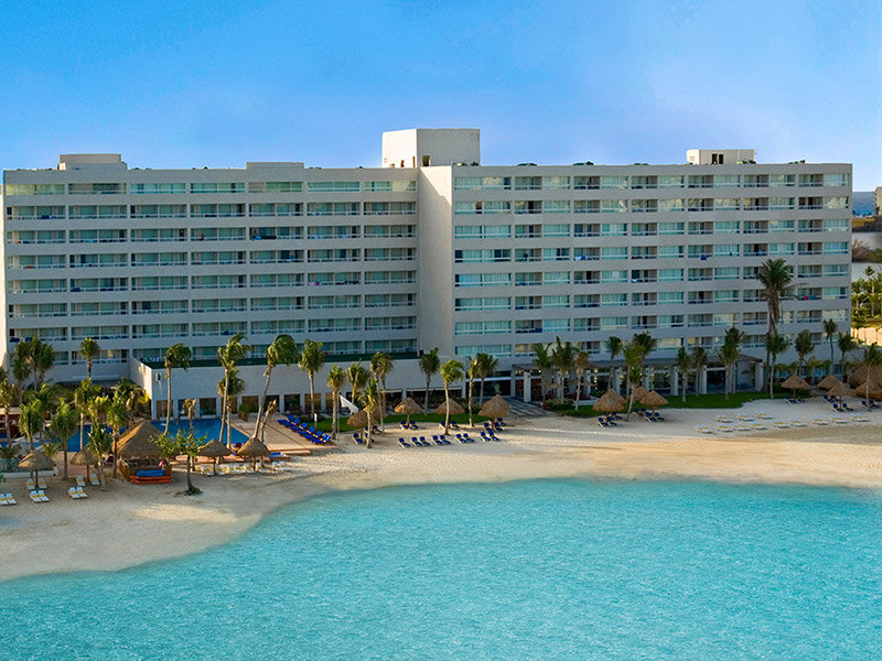 Dreams Sands Cancun - Exterior1 <br/>Image from Leonardo