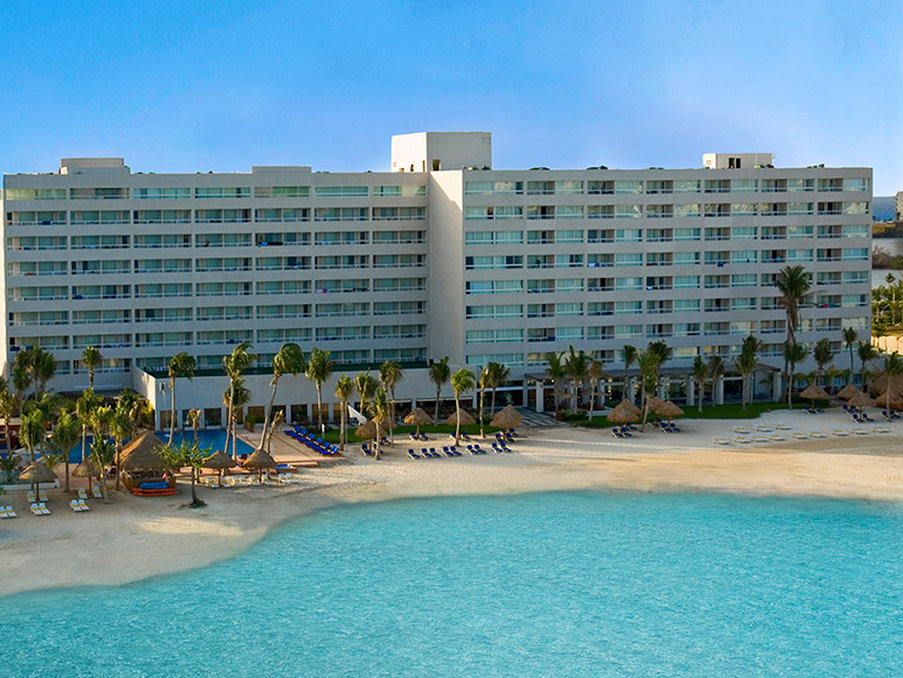 Dreams Sands Cancun - Exterior1 <br/>Image from Leonardo