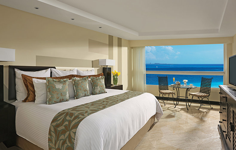Dreams Sands Cancun - Bedroom1 <br/>Image from Leonardo