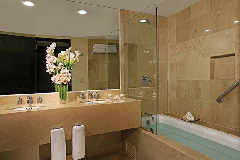 Dreams Sands Cancun - Bathroom <br/>Image from Leonardo