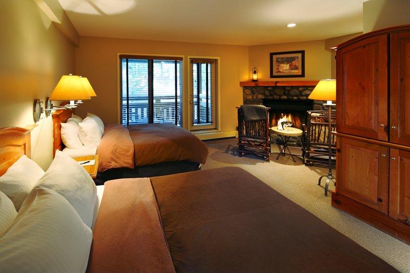 Buffalo Mountain Lodge-Lodge Double<br/>Image from Leonardo