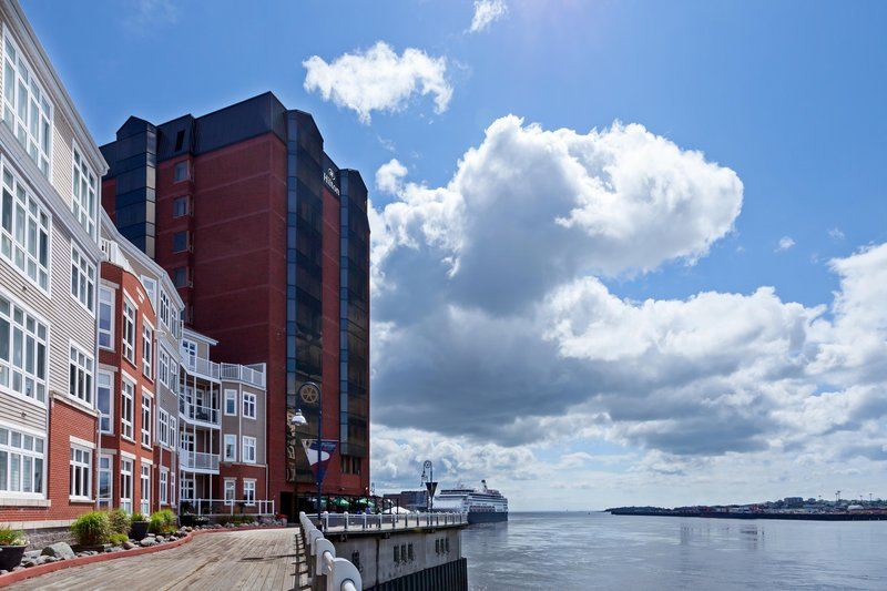 Hilton Saint John Trade &amp; Convention Centre-Welcome to the Hilton Saint John<br/>Image from Leonardo