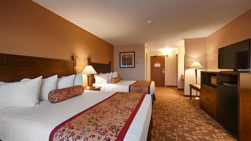 Best Western Desert Inn-Guest Room<br/>Image from Leonardo