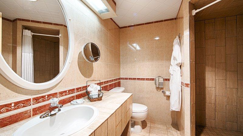Best Western Fireside Inn-Bathroom<br/>Image from Leonardo