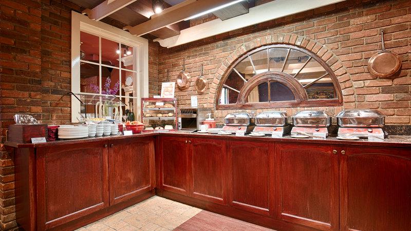 Best Western Fireside Inn-Breakfast<br/>Image from Leonardo