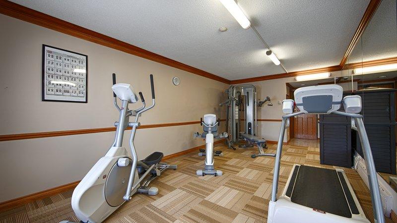 Best Western Fireside Inn-Fitness Centre<br/>Image from Leonardo