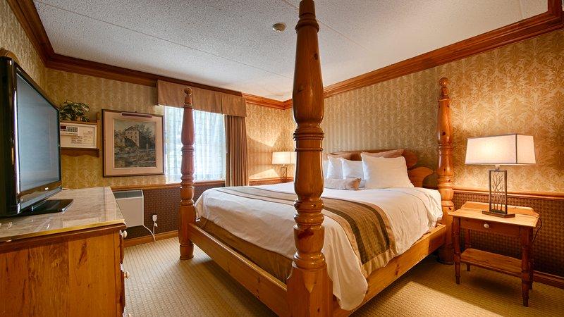 Best Western Fireside Inn-King Room<br/>Image from Leonardo