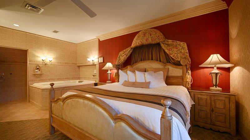 Best Western Fireside Inn-Guest Room<br/>Image from Leonardo