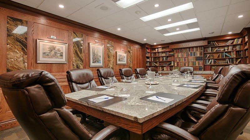 Best Western Fireside Inn-Meeting Room<br/>Image from Leonardo