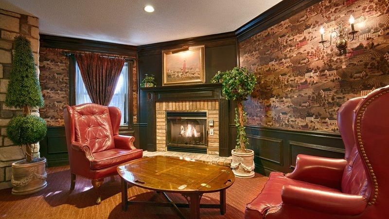 Best Western Fireside Inn-Lord & Lady<br/>Image from Leonardo
