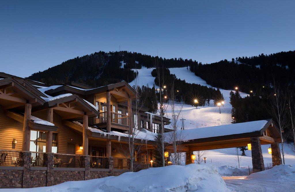 Grand View Lodge-Winter Exterior<br/>Image from Leonardo