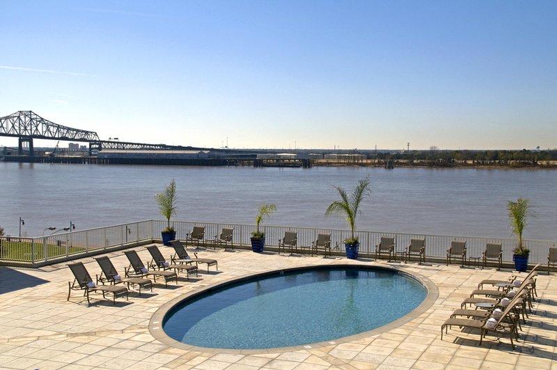 Hilton Baton Rouge Capitol Center-Hotel Pool <br/>Image from Leonardo