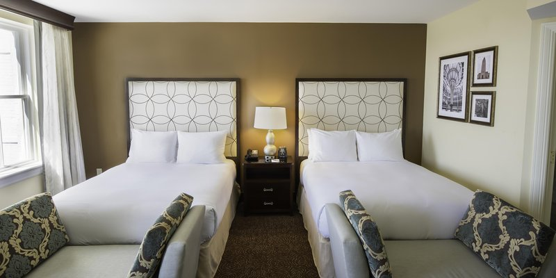 Hilton Baton Rouge Capitol Center-Queens Bed Cityview<br/>Image from Leonardo