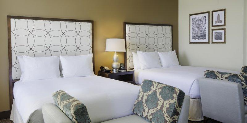 Hilton Baton Rouge Capitol Center-Double Bed<br/>Image from Leonardo