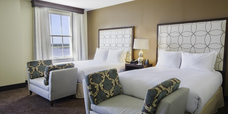 Hilton Baton Rouge Capitol Center-Queens Bed Riverview<br/>Image from Leonardo