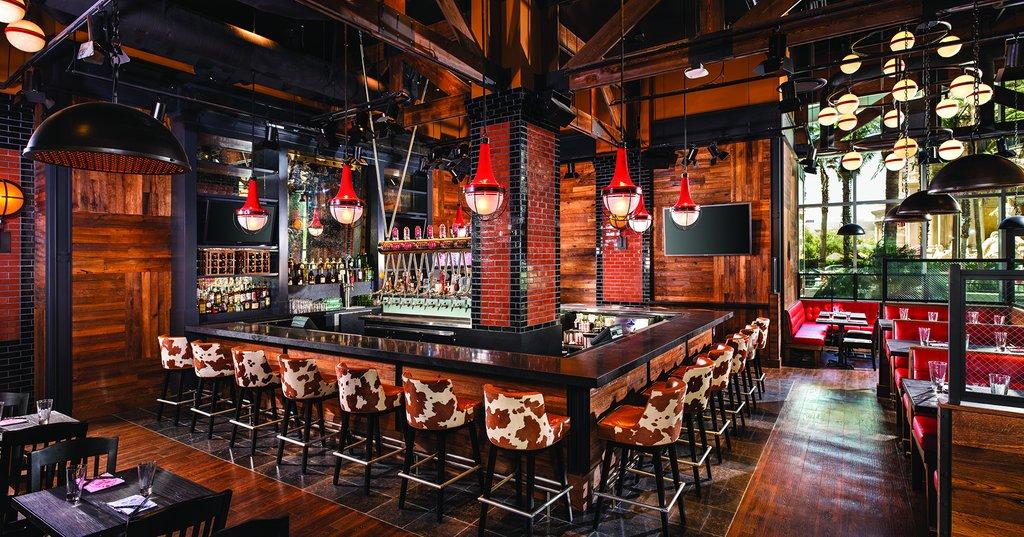 THE LINQ HOTEL & CASINO - Guy Fieri SVegas Kitchen Bar Pano <br/>Image from Leonardo