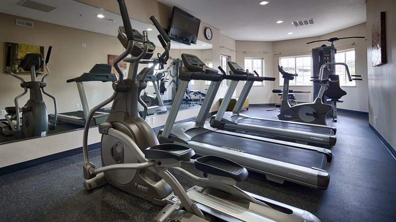 Best Western Old Mill Inn-Fitness Center<br/>Image from Leonardo