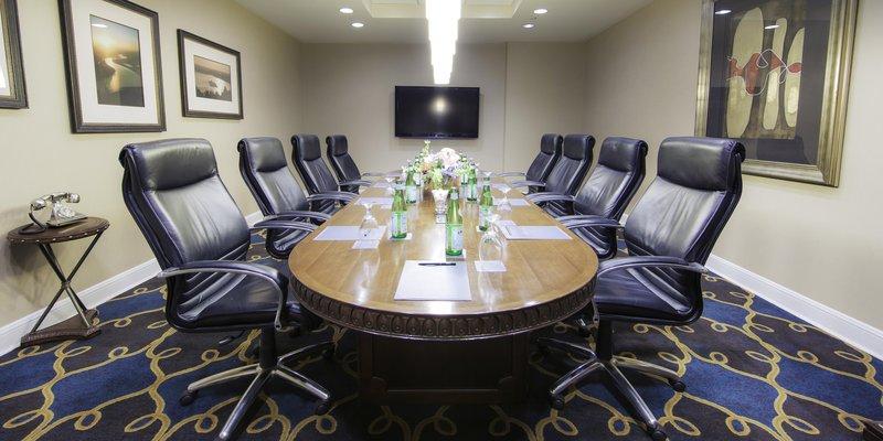 Hilton Baton Rouge Capitol Center-Boardroom<br/>Image from Leonardo