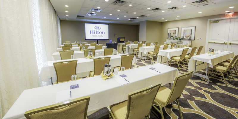 Hilton Baton Rouge Capitol Center-Governors Room<br/>Image from Leonardo