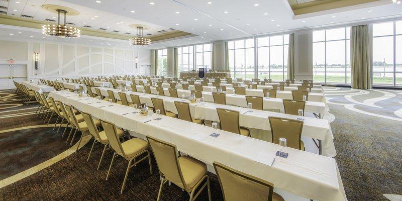 Hilton Baton Rouge Capitol Center-Riverview Ballroom <br/>Image from Leonardo
