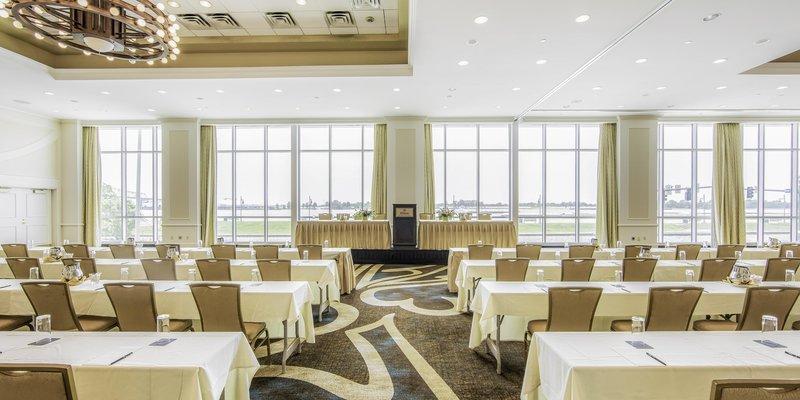 Hilton Baton Rouge Capitol Center-Riverview Ballroom<br/>Image from Leonardo