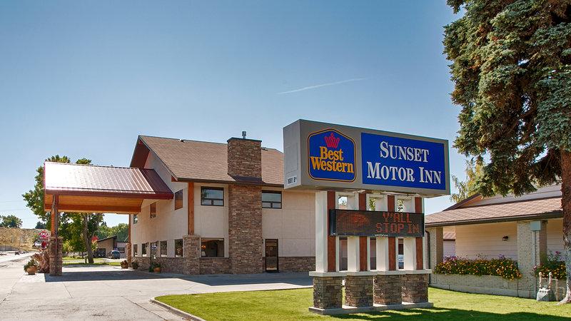 Best Western Sunset Inn-Exterior<br/>Image from Leonardo
