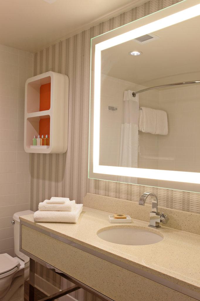 The Garland (Beverly Garland) - Bathtub Bathroom Vanity <br/>Image from Leonardo