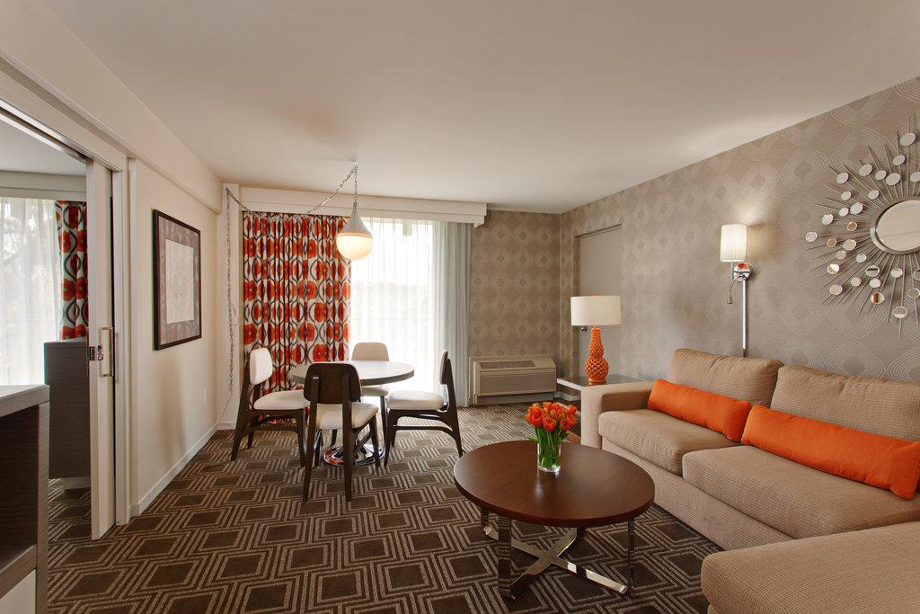 The Garland (Beverly Garland) - Junior Suite Living Room <br/>Image from Leonardo