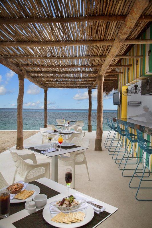 Fiesta Americana Cozumel - Beach Bar <br/>Image from Leonardo