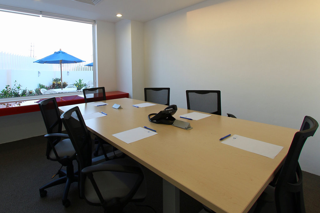 One Cancun - Meeting Room <br/>Image from Leonardo