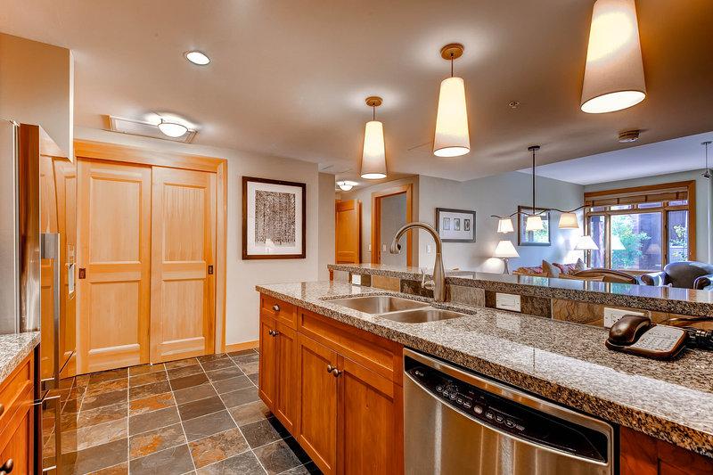 The Westin Snowmass Resort-Capitol Peak Lodge Kitchen<br/>Image from Leonardo