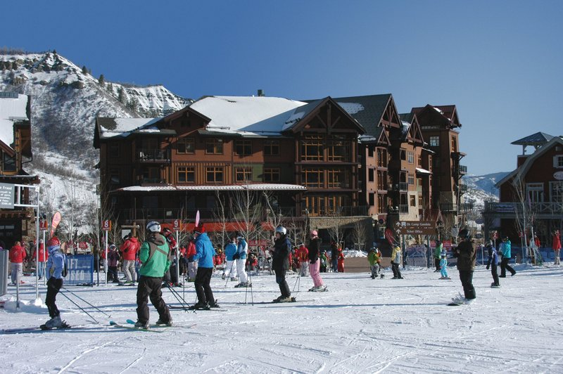 The Westin Snowmass Resort-Capitol Peak Exterior Slopeside<br/>Image from Leonardo
