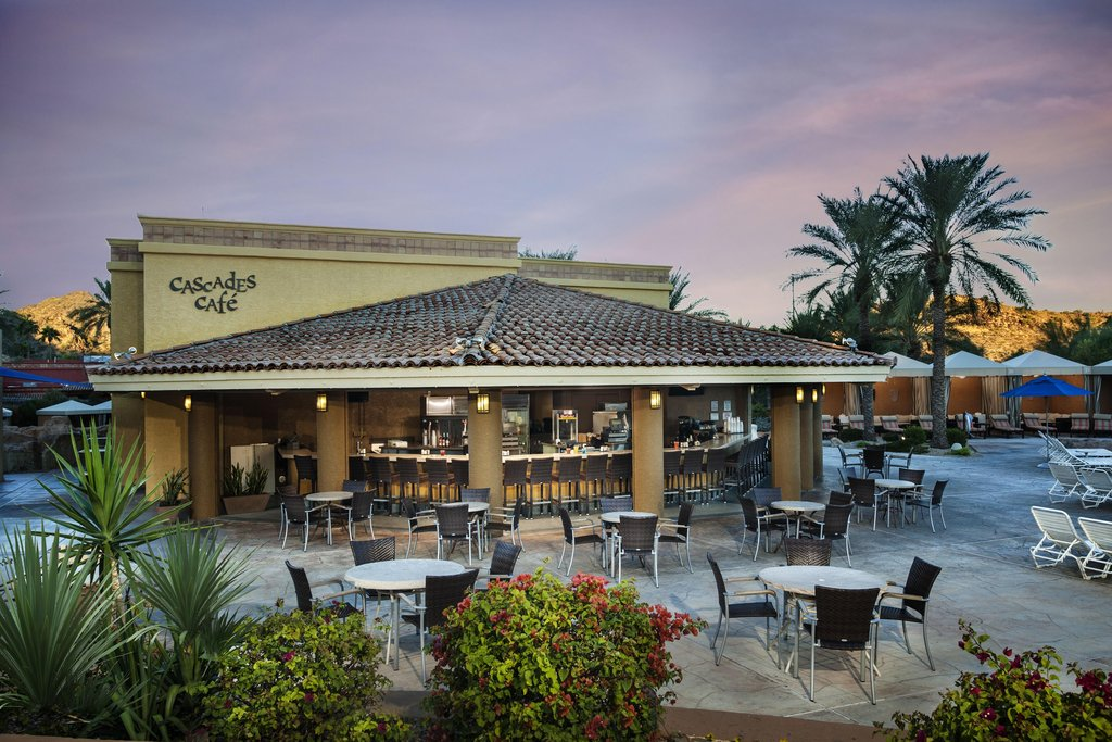 Pointe Hilton Tapatio Cliffs - Cascades Cafe <br/>Image from Leonardo