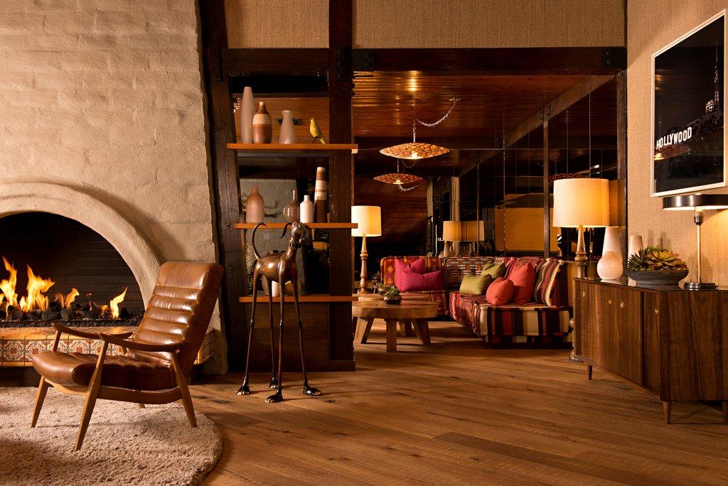 The Garland (Beverly Garland) - Lobby Lounge <br/>Image from Leonardo