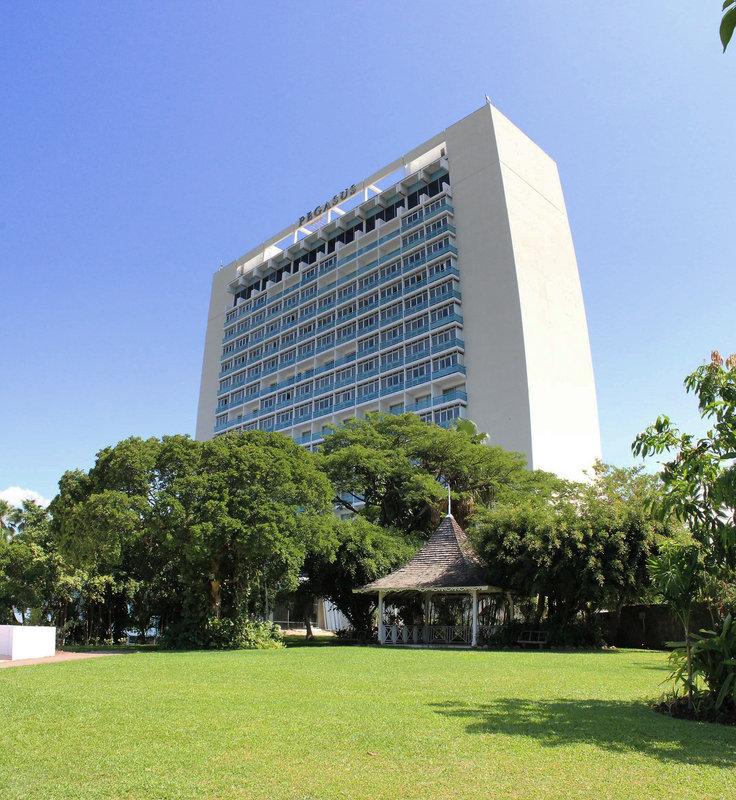 Jamaica Pegasus-Buildingtall<br/>Image from Leonardo