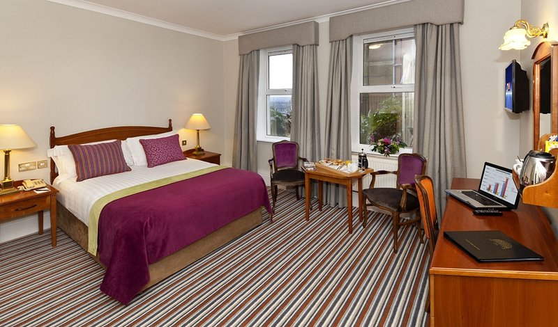 Ambassador Hotel Cork-Classic Double Room<br/>Image from Leonardo