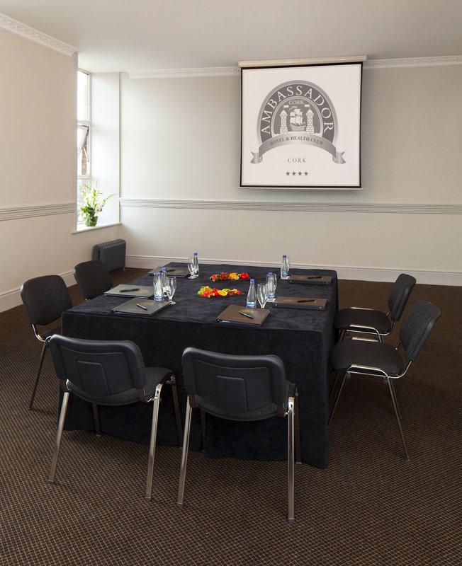 Ambassador Hotel Cork-Meeting Room<br/>Image from Leonardo