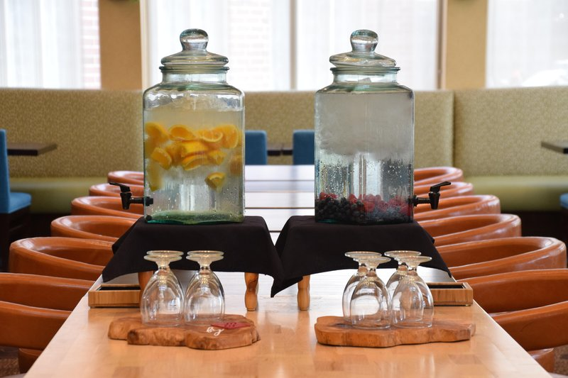 Hilton Garden Inn Dayton Beavercreek-Beverage Station Close Up<br/>Image from Leonardo