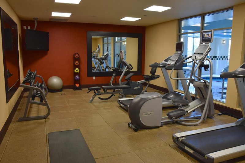 Hilton Garden Inn Dayton Beavercreek-Fitness Center<br/>Image from Leonardo