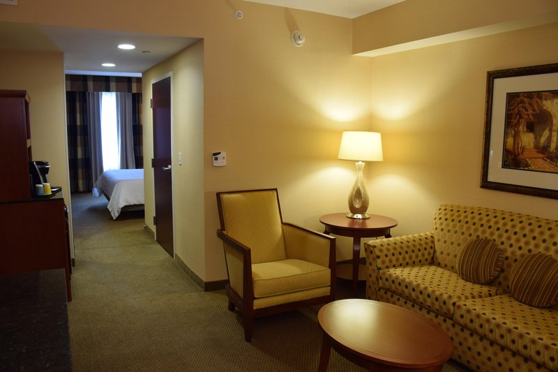 Hilton Garden Inn Dayton Beavercreek-King 1 Bed Suite<br/>Image from Leonardo