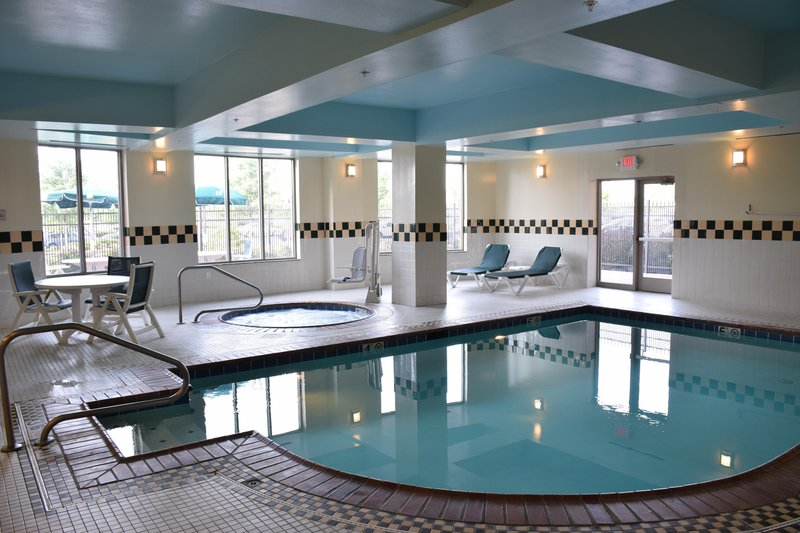Hilton Garden Inn Dayton Beavercreek-Swimming Pool<br/>Image from Leonardo